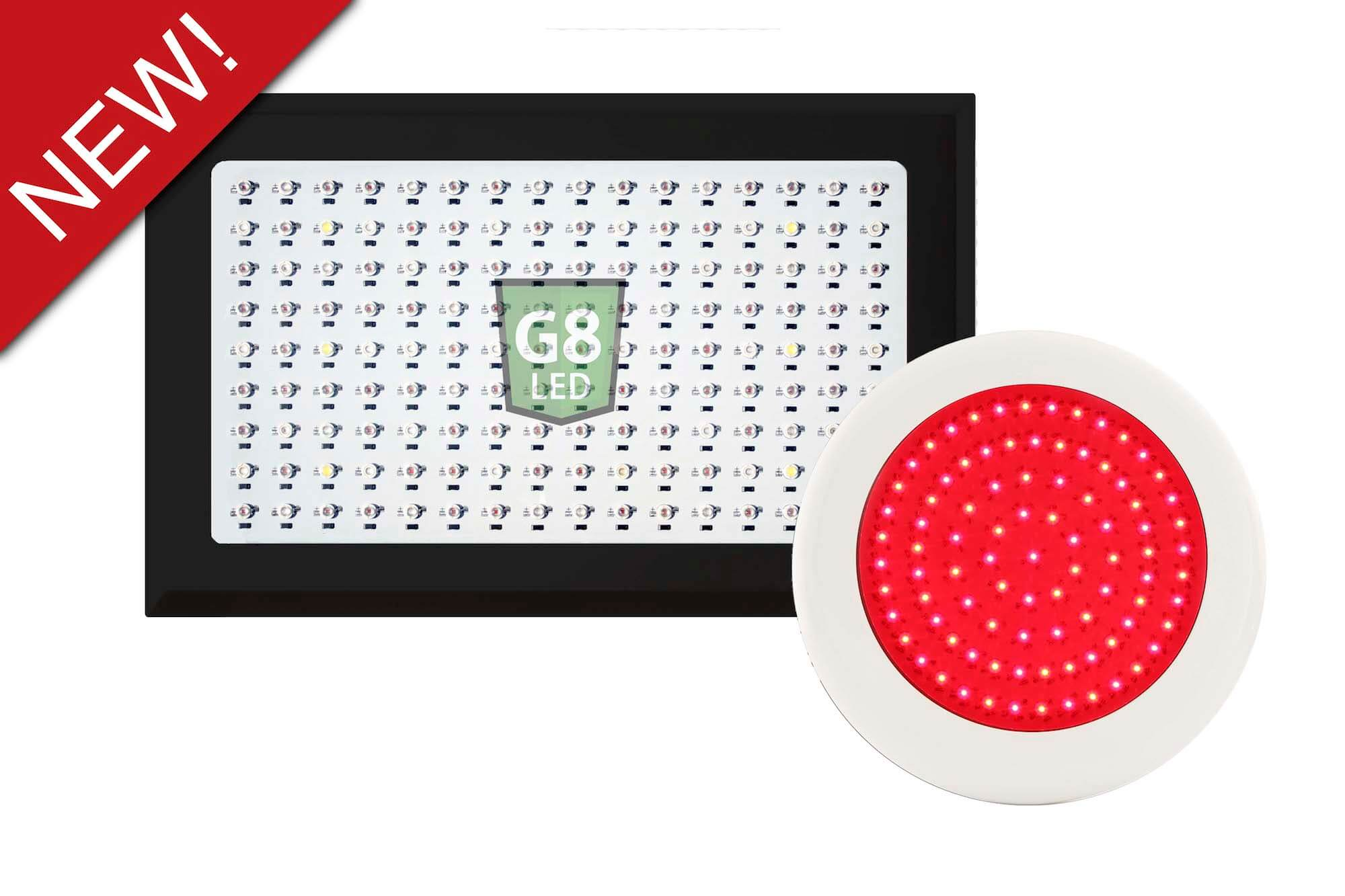 G8LED 450 Watt LED Grow Light Kit