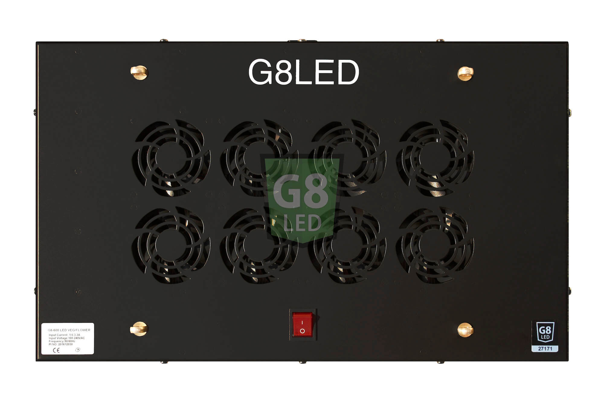 G8LED 600 Watt LED Grow Light Kit